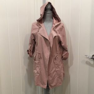 Pink Utility Jacket 🧥